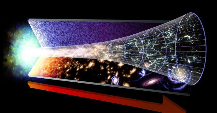 nasa the big bang time arrow arrow ac p