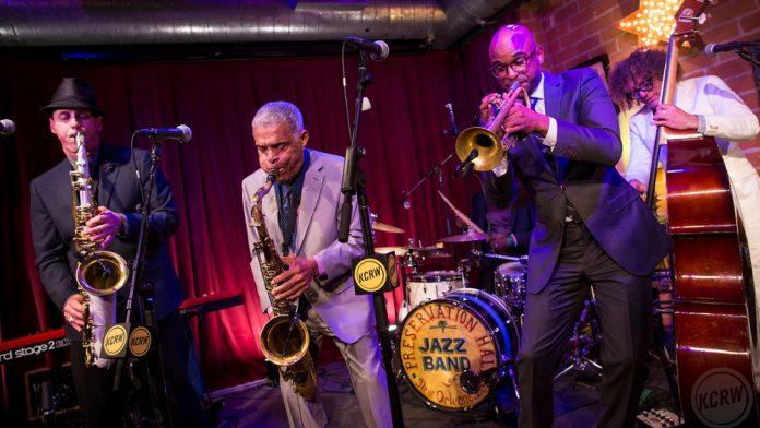 preservation jazz hall band live at apogee studios by brian feinzimer  wide babdcbcaeceedaafcbeffde