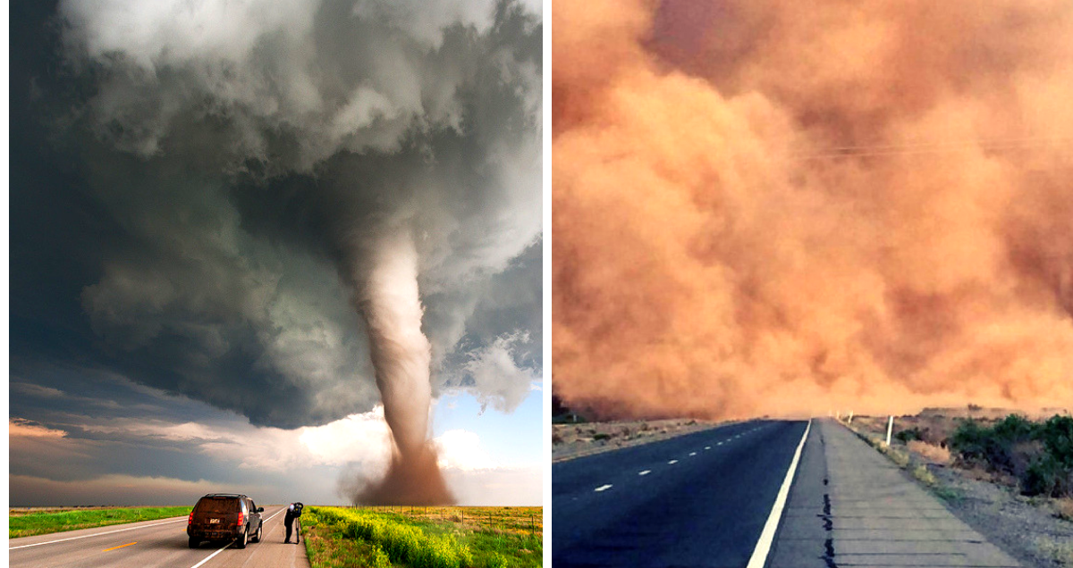What is Tornado Alley and Where is it Located?