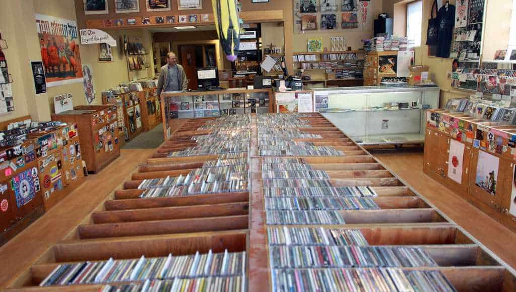 IOW  Record Store Day