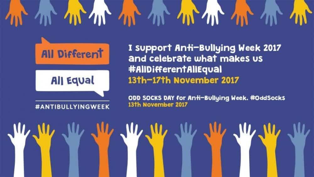 Anti Bullying Week Facebook Cover