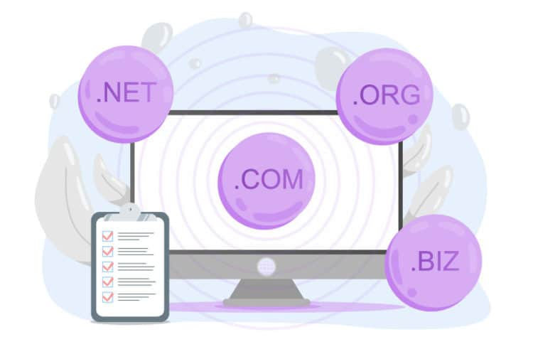 DES  more than one domain