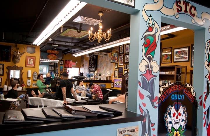 Eastside Ink Tattoo Body Piercing Shop Des Moines Iowa
