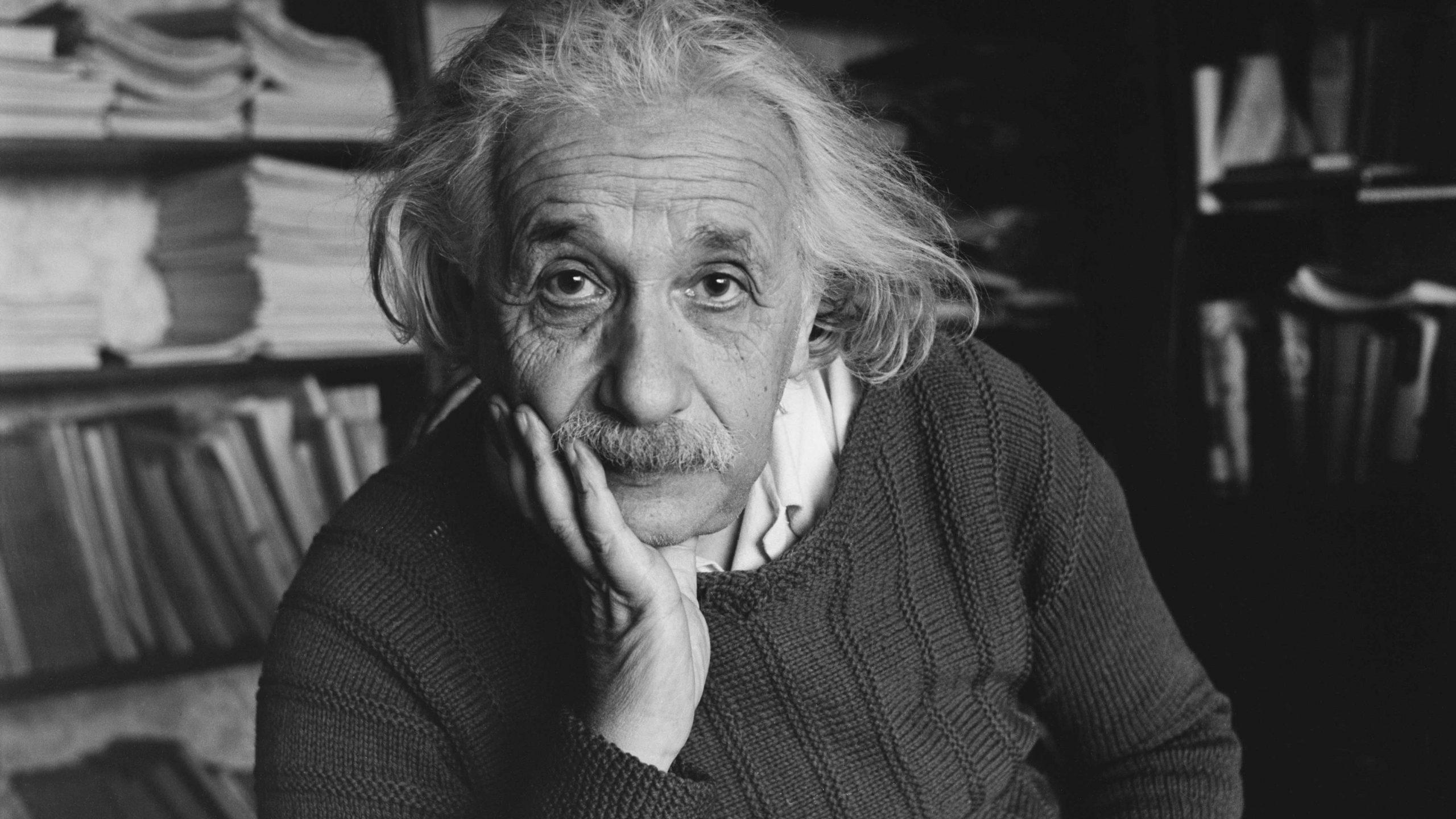 Einstein  scaled