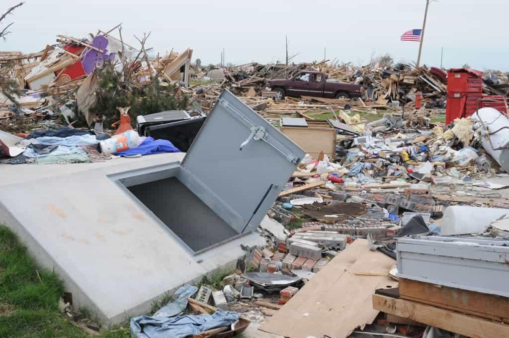 FEMA tornado shelter