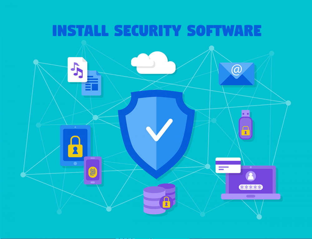 Install Security Software
