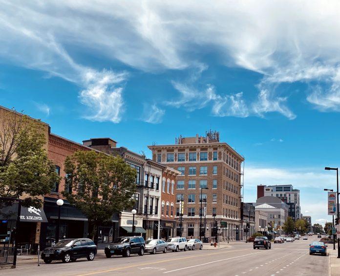 Iowa City Downtown June