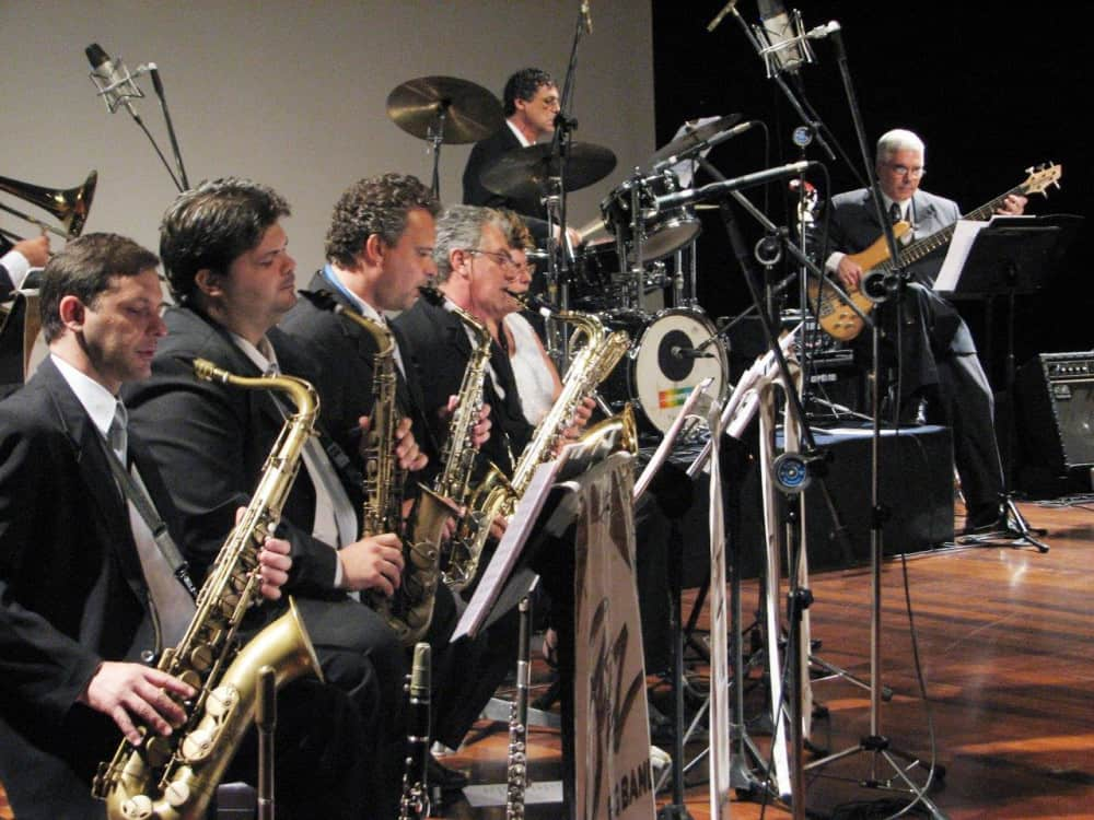 Jazz Big Band sim