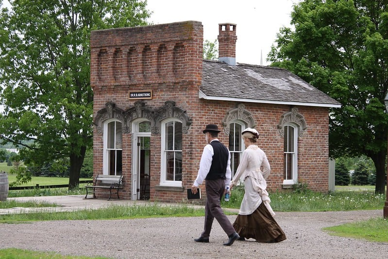 Living History Farms Flickr