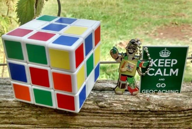 Puzzle Cache Geocaching