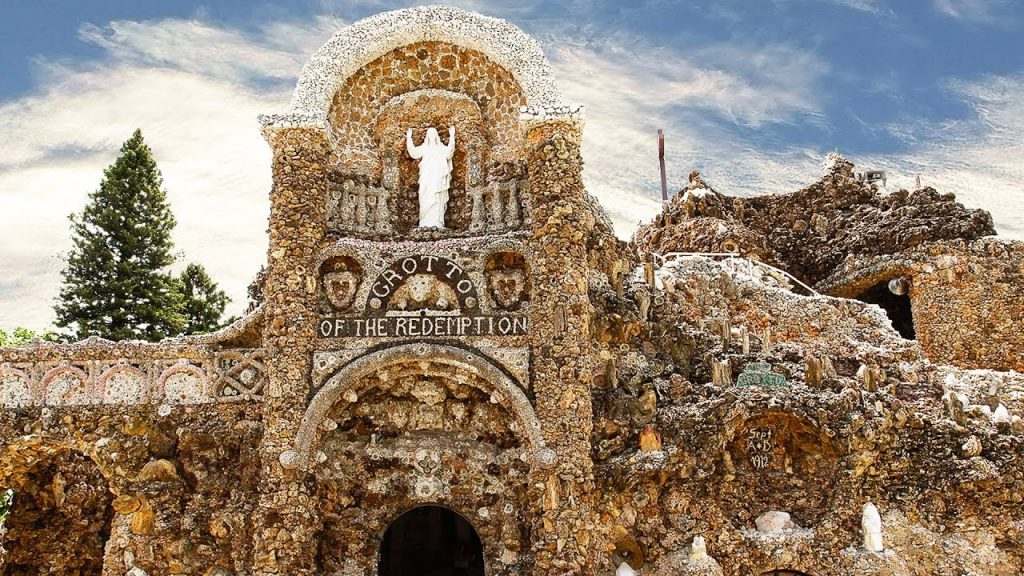 The Grotto Of The Redemption iowa