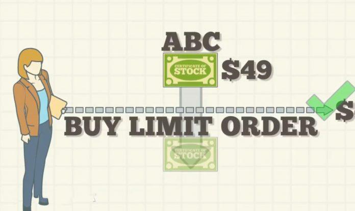 buy limit order