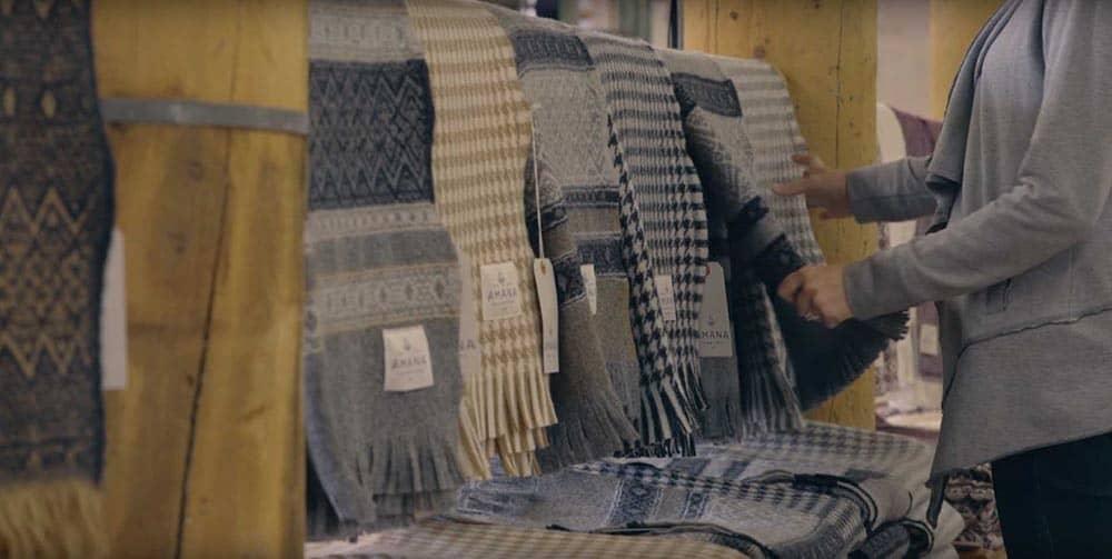 ck woolen mill shopping