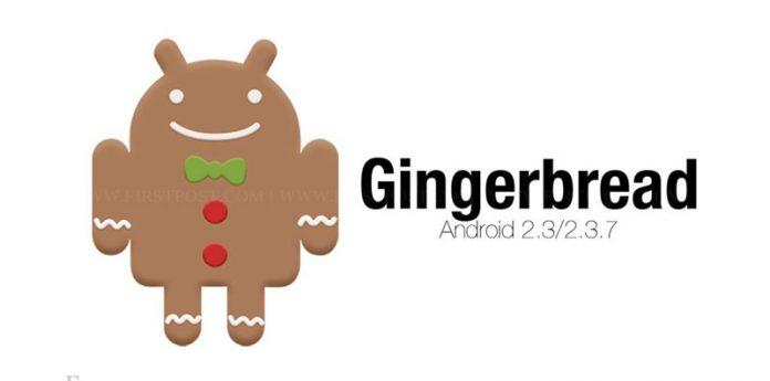 google se ngung ho tro cho android gingerbread honeycomb tu nam