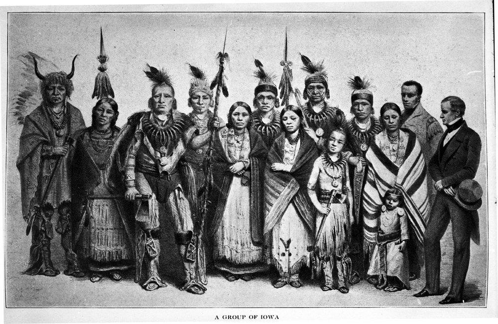 iowa indians
