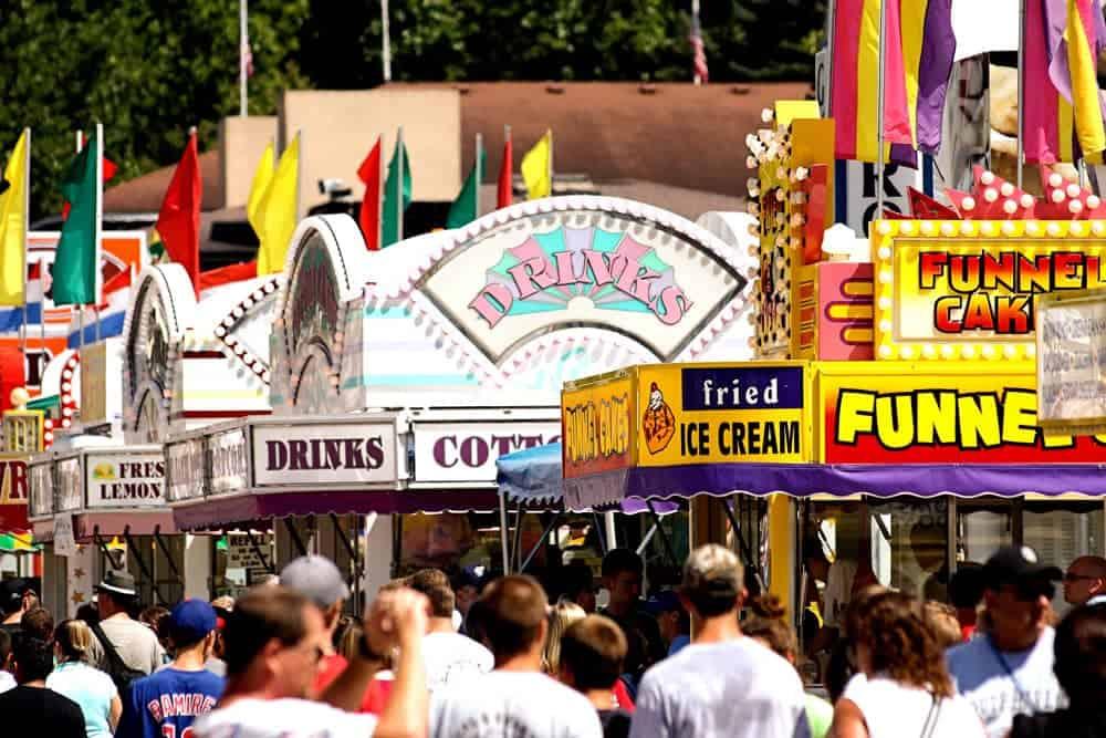 iowa state fair main attractions