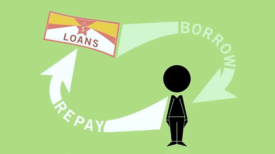 loans borrow repay