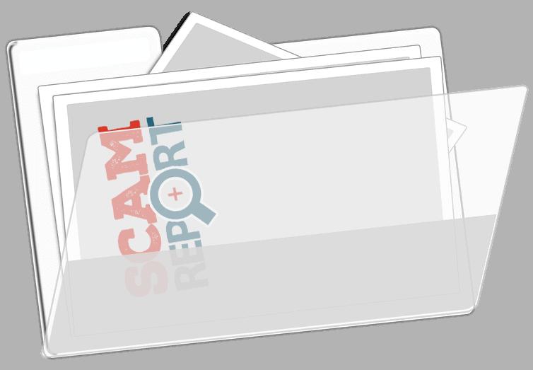 scam report folder