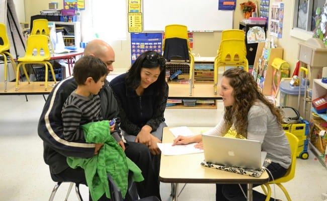 teacher parents relationships