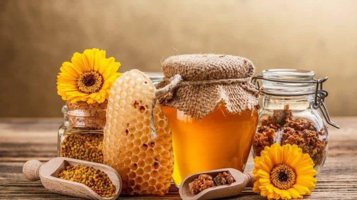 types of honey dh