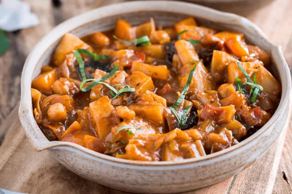 vegetable tagine recipe