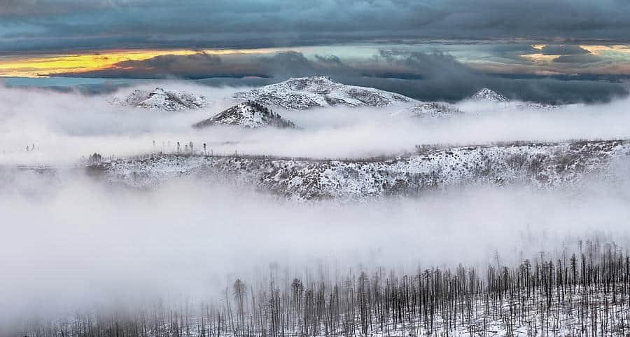 volcanic winter andrew gordon