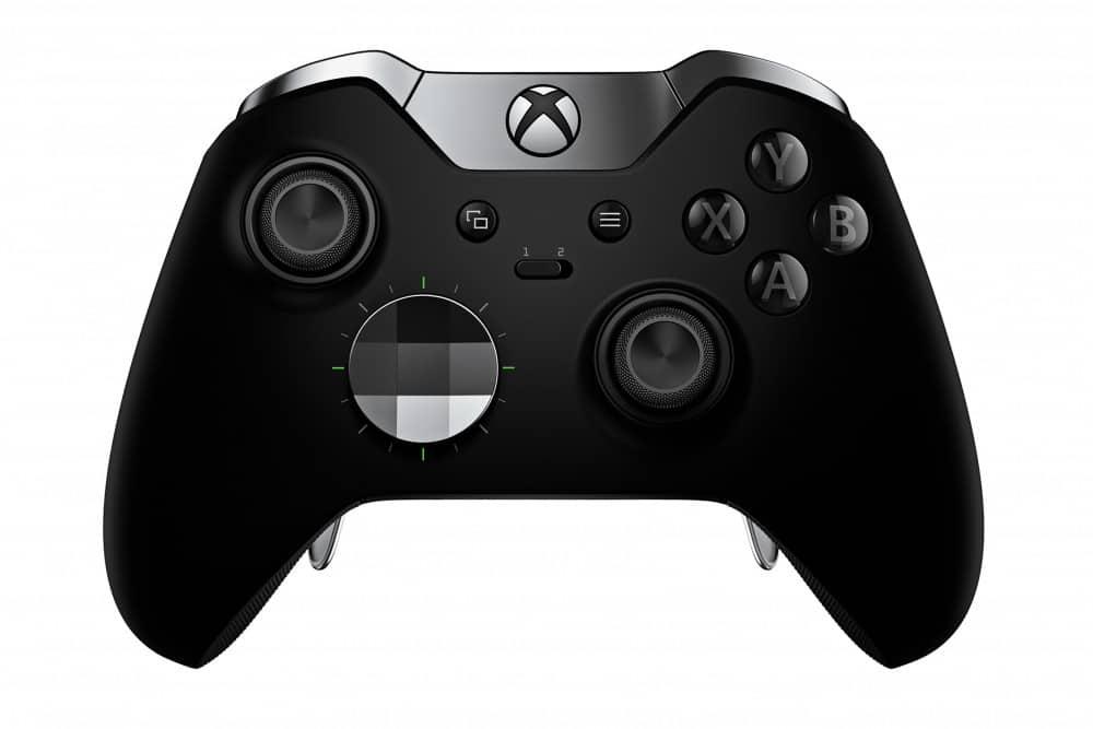 xbox elite controller front circle pad