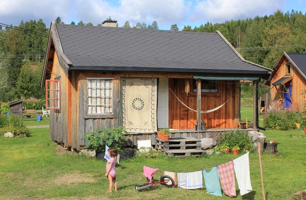 from hurdal ecovillage norway