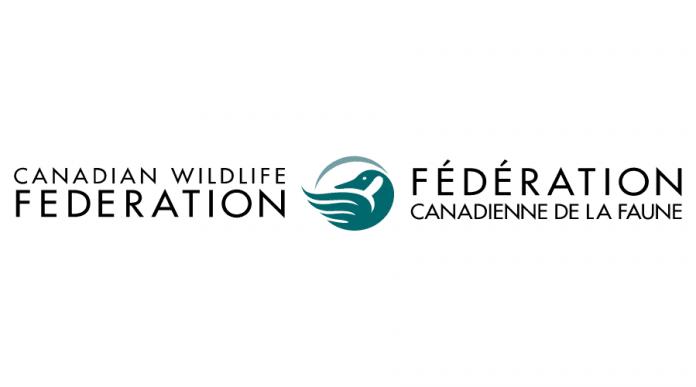 canadian wildlife federation cwf logo vector